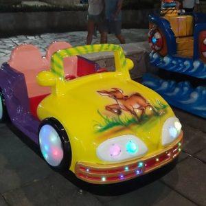Kiddie Ride Car